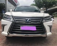 Bán Lexus LX570 trắng xuất Mỹ, tên tư nhân, xe đẹp xuất sắc, hỗ trợ trả góp lên đến 75% giá 6 tỷ 950 tr tại Hà Nội