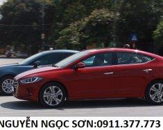 Bán ô tô Hyundai Elantra đời 2018, màu đỏ,góp 90%xe,549 triệu giá 549 triệu tại Đà Nẵng