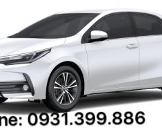 Bán Corolla Altis 1.8 CVT New đời 2018 đủ màu, giá rẻ bất ngờ, hỗ trợ trả góp 90%, LH: 0931.399.886 giá 707 triệu tại Nghệ An