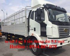 Bán xe tải Faw nhập khẩu 7.8 tấn thùng dài 9.8 mét giá 745 triệu tại Tp.HCM