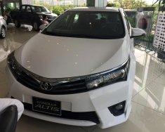 Toyota Corolla Altis 1.8 CVT 2017, mẫu xe toàn cầu, có đủ màu, khuyến mãi lớn, giao xe ngay giá 680 triệu tại Hải Dương