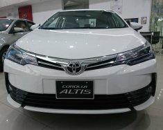 Toyota Altis 2.0V Luxury 2018, đẳng cấp trong phân khúc, an toàn tuyệt đối, sỡ hữu ngay với 10% trả trước giá 824 triệu tại Tp.HCM