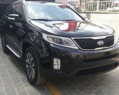 Bán ô tô Kia Sorento GATH đời 2018, màu đen, 919 triệu giá 919 triệu tại Khánh Hòa