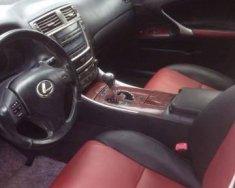 Bán Lexus IS 250 đời 2010, màu trắng   giá Giá thỏa thuận tại Bình Dương