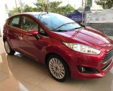 Cần bán xe Ford Fiesta AT Sport đời 2017, màu đỏ giá 500 triệu tại Đồng Nai