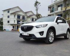 Bán xe Mazda CX 5 AWD 2.0 đời 2014, màu trắng, ít sử dụng,  giá 686 triệu tại Hà Nội