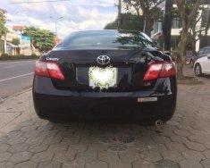Cần bán lại xe Toyota Camry đời 2008, màu đen, nhập khẩu chính chủ giá 660 triệu tại Nghệ An