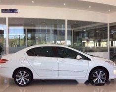 Bán xe Peugeot 408 đời 2016, màu trắng, giá tốt giá 740 triệu tại Nghệ An