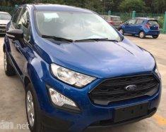 Bán xe Ford EcoSport đời 2018, màu xanh lam, nhập khẩu chính hãng, giá tốt giá 618 triệu tại Bình Dương