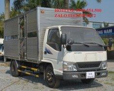 Giá xe tải Đô Thành 2t4 vào thành phố, trả trước 25tr nhận xe giá 385 triệu tại Tp.HCM