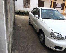 Cần bán gấp Daewoo Lanos 1.5 sản xuất 2003, màu trắng giá 105 triệu tại Phú Thọ