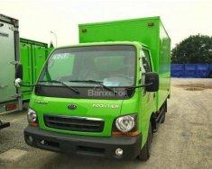 Cần bán xe Kia Frontier 125 thùng kín đời 2017, màu xanh giá 291 triệu tại Hà Nội