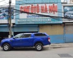 Bán Ford Ranger XLS 2.2MT đời 2015, màu xanh lam, nhập khẩu nguyên chiếc chính chủ, giá chỉ 505 triệu giá 480 triệu tại Hà Nội
