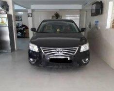 Chính chủ bán Toyota Camry 2.4G đời 2011, màu đen giá 750 triệu tại Nghệ An