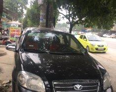 Cần bán xe Daewoo Gentra EX đời 2008, màu đen giá 175 triệu, xe gia đình sử dụng giá 175 triệu tại Thanh Hóa