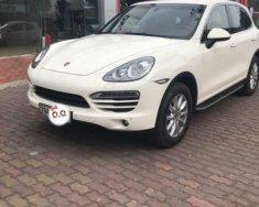 Bán Porsche Cayenne 3.6 AT 2011, màu trắng như mới giá 2 tỷ 380 tr tại Hà Nội