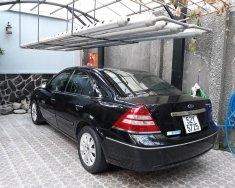 Bán xe Mondeo 2.5 2005 chính chủ màu đen, giá 240tr giá 240 triệu tại Tp.HCM