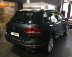 Bán xe Volkswagen Touareg 3.6 AT năm 2016, màu xanh lam, nhập khẩu giá 2 tỷ 499 tr tại Hà Nội