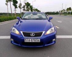 Cần bán xe Lexus IS 350C đời 2010, màu xanh lam, nhập khẩu giá 1 tỷ 420 tr tại Tp.HCM