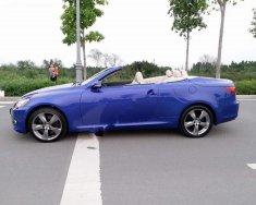 Bán ô tô Lexus IS 350c đời 2010, màu xanh lam, xe nhập giá 1 tỷ 420 tr tại Tp.HCM
