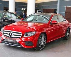 Bán Mercedes E300 AMG sản xuất 2018, màu đỏ giá 2 tỷ 769 tr tại Hà Nội