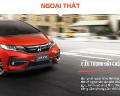 Bán Honda Jazz 1.5CVT, màu đỏ, cam, trắng, bạc, đen, xám, nhập khẩu Thái Lan, giá tốt, hỗ trợ trả góp. LH 0937 282 989 giá 539 triệu tại Hải Phòng