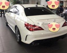 Bán Mercedes CLA 45 AMG 2016, màu trắng, nhập khẩu giá 1 tỷ 919 tr tại Tp.HCM