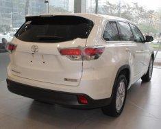 Bán xe Toyota Highlander LE năm 2016, màu trắng, nhập khẩu nguyên chiếc giá 2 tỷ 344 tr tại Hà Nội