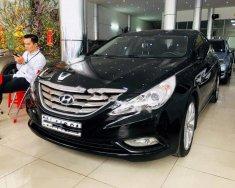 Bán Hyundai Sonata 2.0 năm sản xuất 2011, màu đen, nhập khẩu, 580tr giá 580 triệu tại Hà Nội