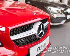 Cần bán xe Mercedes CLA 200 đời 2018, màu đỏ, nhập khẩu giá 1 tỷ 429 tr tại Tp.HCM