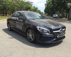 Bán Mercedes CLA 250 4Matic 2016, màu đen, nhập khẩu giá 1 tỷ 650 tr tại Tp.HCM