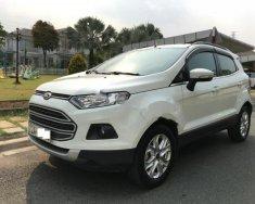 Bán Ford EcoSport sản xuất năm 2014, màu trắng  giá 465 triệu tại Tp.HCM