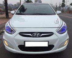 Bán xe Hyundai Accent 1.4AT đời 2012, màu trắng, nhập khẩu xe cực đẹp giá 408 triệu tại Hà Nội