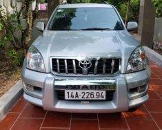 Bán Toyota Prado GX 2.7 AT đời 2009, màu bạc, xe nhập giá 956 triệu tại Quảng Ninh