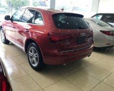 Bán Audi Q5 2.0 AT đời 2016, màu đỏ, nhập khẩu nguyên chiếc giá 2 tỷ 350 tr tại Hà Nội