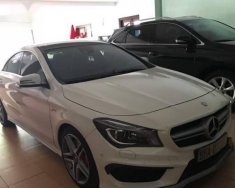 Bán Mercedes CLA 45AMG sản xuất 2015, màu trắng giá 1 tỷ 700 tr tại Bình Dương