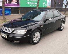 Bán xe Ford Mondeo số tự động, sản xuất 2004 màu đen, giá tốt giá 155 triệu tại Hải Dương