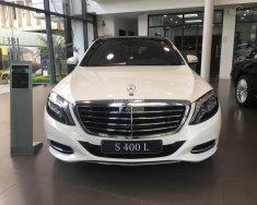 Bán Mercedes S400L đời 2016, màu trắng giá 3 tỷ 939 tr tại Hà Nội