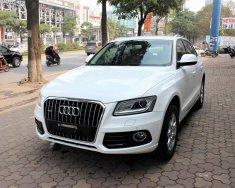 Bán Audi Q5 năm sản xuất 2014, màu trắng, xe nhập giá 1 tỷ 490 tr tại Hà Nội