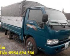 Bán xe tải Kia Thaco tải 1,4 tấn có đầy đủ các loại thùng liên hệ 0984694366, hỗ trợ trả góp giá 341 triệu tại Hà Nội