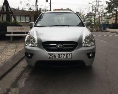 Bán xe Kia Carens AT năm 2009, màu bạc chính chủ, giá tốt giá 350 triệu tại Hà Nội