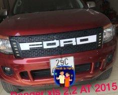 Chính chủ bán Ford Ranger đời 2015, màu đỏ, nhập khẩu giá 555 triệu tại Thái Nguyên
