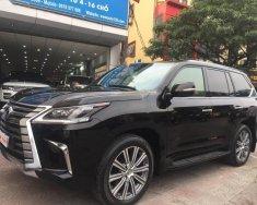 Chính chủ bán Lexus LX 570 đời 2016, màu đen, nhập khẩu giá 7 tỷ 380 tr tại Hà Nội