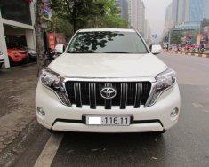 Toyota Prado 2016 màu trắng giá Giá thỏa thuận tại Hà Nội