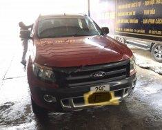 Gia đình bán Ford Ranger đời 2014, màu đỏ, nhập khẩu giá 655 triệu tại Thái Nguyên