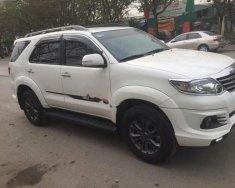 Chính chủ bán xe Toyota Fortuner Spotivo năm 2017, màu trắng, nhập khẩu giá 945 triệu tại Hải Phòng