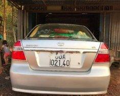 Bán xe Daewoo Gentra đời 2009, màu vàng giá 218 triệu tại Bình Thuận