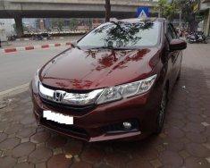 Bán Honda City sản xuất năm 2015, màu đỏ   giá 529 triệu tại Hà Nội