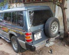 Bán xe Mitsubishi Pajero năm 1996, màu xanh lam, nhập khẩu   giá 170 triệu tại Tp.HCM