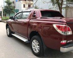 Bán xe Mazda BT 50 3.2L 4X4AT đời 2013, màu đỏ, nhập khẩu  giá 525 triệu tại Hà Nội